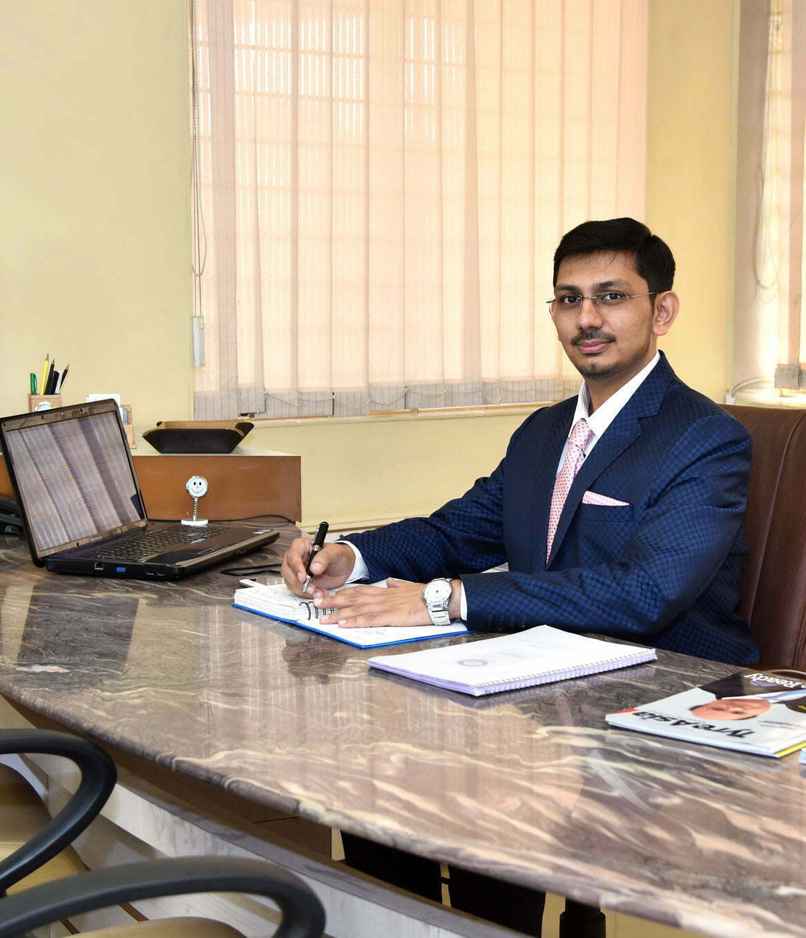 Mr. Ashutosh Kothari - Director_ashutosh_rubber_pvt_ltd