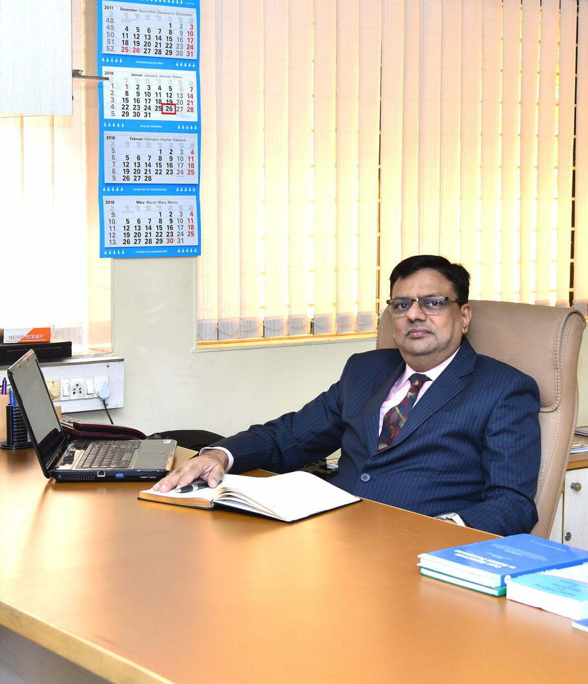Mr. Rajesh Kothari - MD & CEO_ASHUTOSH_RUBBER_PVT_LTD