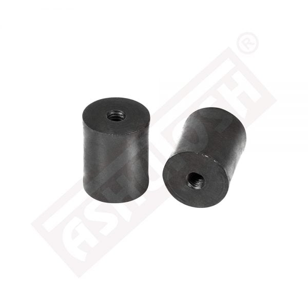 Cylindrical Mount Type - C 20 X 25MM M6
