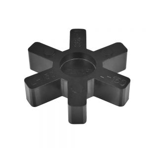 L-Type Coupling Rubber Elements With Corner Radius