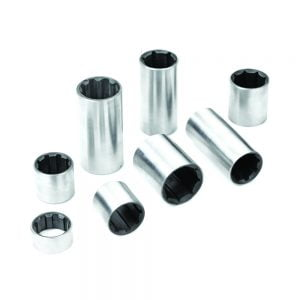 Metal Backed Spline Bushes