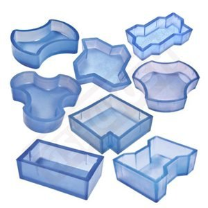 PVC Moulds for Paver Block
