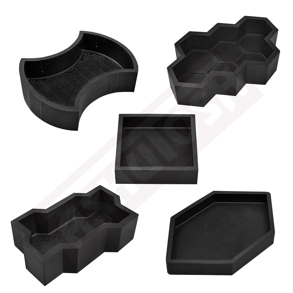 Rubber Moulds for Paver Blocks