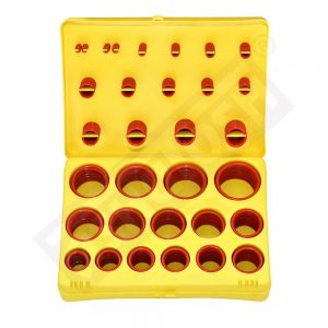 O-Rings-Box-400-Pcs-Kit-Silicon-Rubber-Metric-Standard-Series