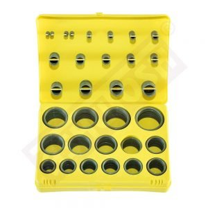 O-Rings-Box-400-Pcs-Kit-Viton-FKM-Rubber-Metric-Standard-Series