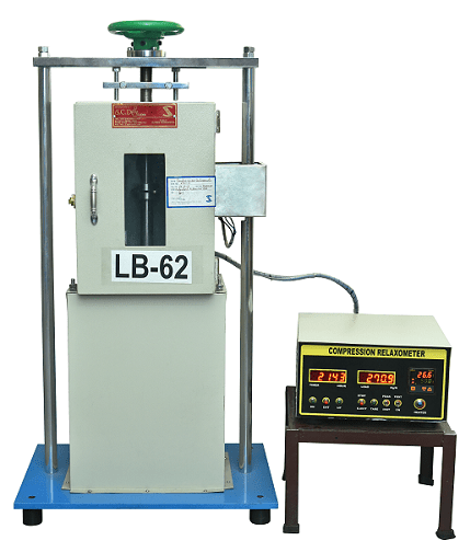 Compression relaxometer