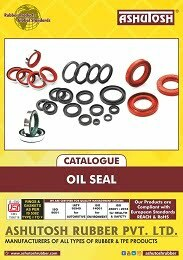 OIL SEAL Catalogue